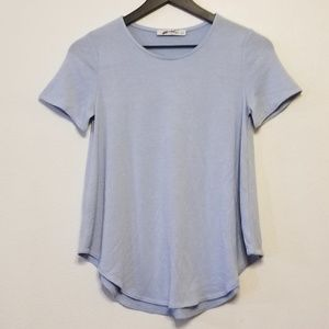 Wilfred free Esther Reposa jersey tee in lt. blue